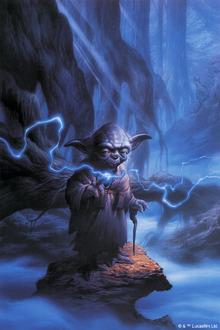 Canvastavla - Star Wars - Yoda