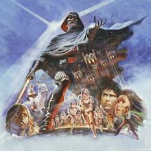 Wall mural - Star Wars - Darth Vader 2