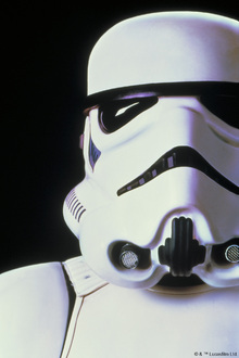 Canvastavla - Star Wars - Stormtrooper
