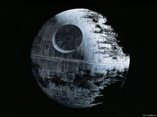 Canvastavla - Star Wars - Death Star 2