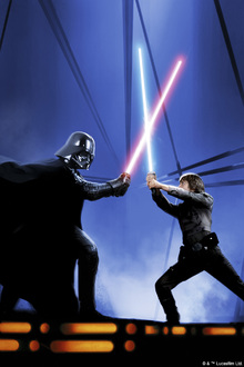 Wall mural - Star Wars - Lightsabers