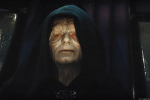Wall mural - Star Wars - Emperor Palpatine