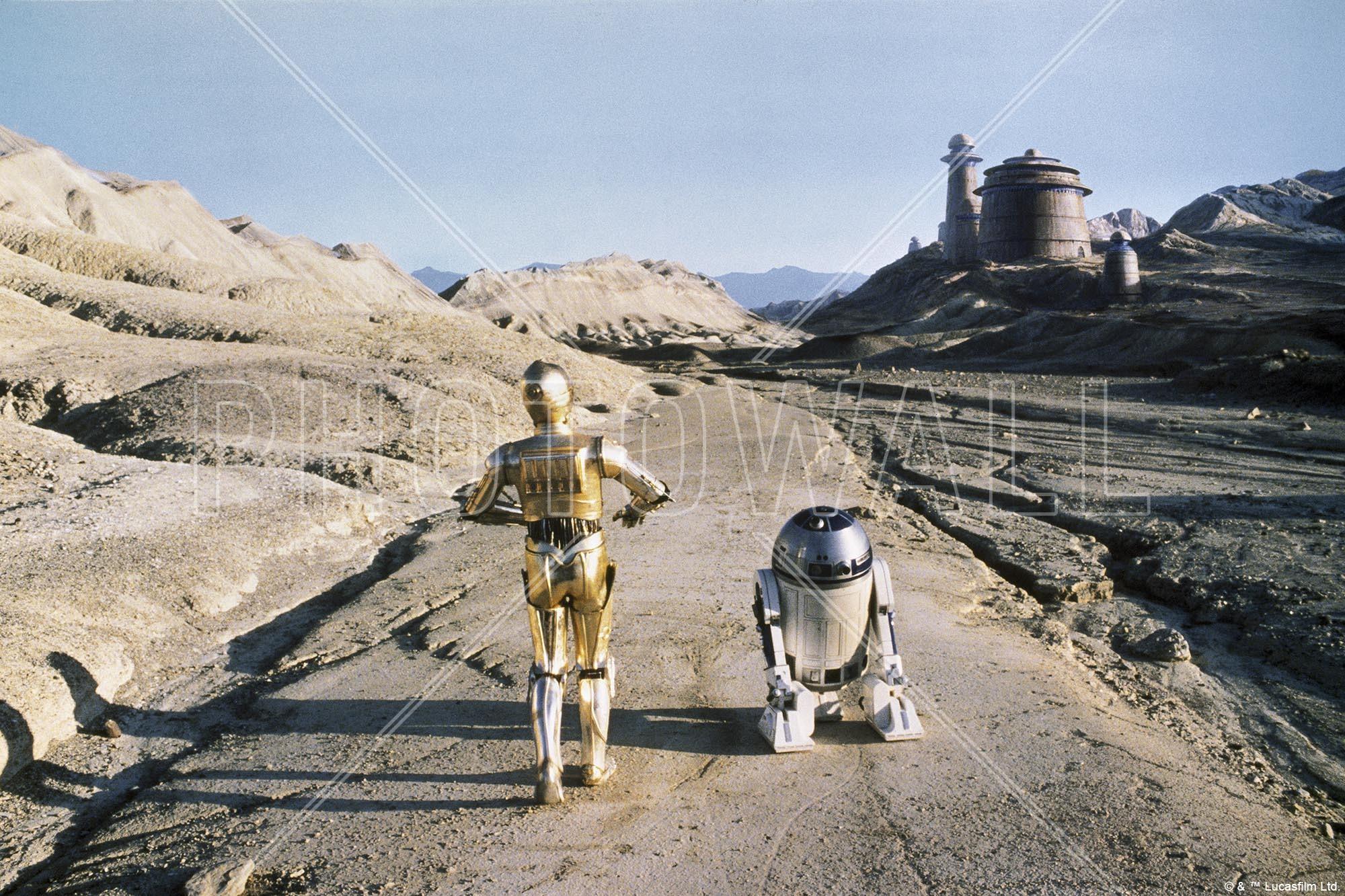 Tatooine Lukes Farm Wallpaper by HD Wallpapers Daily HD