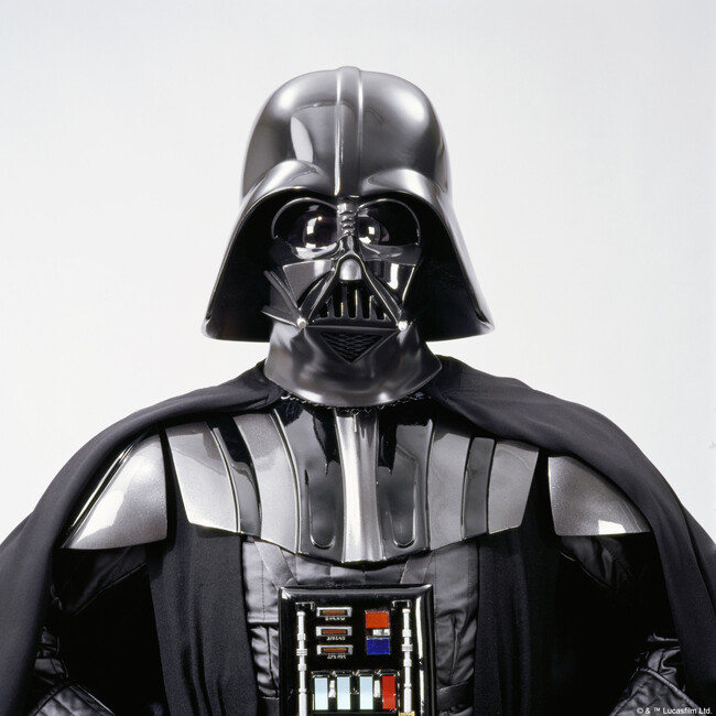 star wars darth vader 3 bilder p lerret photowall. Black Bedroom Furniture Sets. Home Design Ideas
