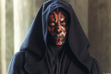 Fototapet - Star Wars - Darth Maul in Throne Room