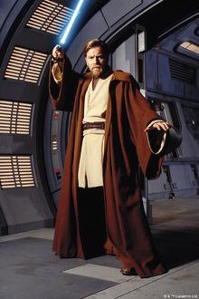 Canvastavla - Star Wars - Obi-Wan Cruiser Bridge