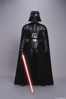 Fototapet - Star Wars - Darth Vader Studioshoot 1