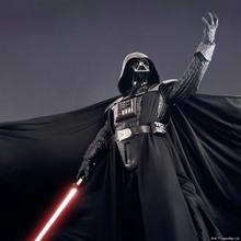 Canvastavla - Star Wars - Darth Vader Studioshoot 2