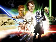 Canvastavla - Clone Trooper - Poster 1