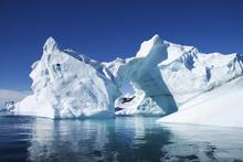 Fototapet - Iceberg Antarctica