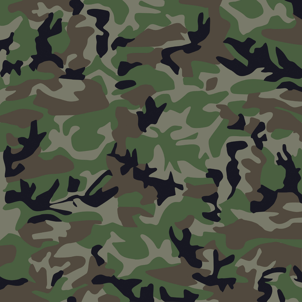 Camouflage Wall Mural Of Camouflage Wall Mural Photo Wallpaper Photowall