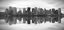 Canvas print - Manhattan