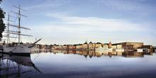 Fototapet - Stockholm Old Town