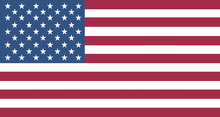 Canvastavla - Flag of United States