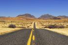 Fototapet - Lost Highway