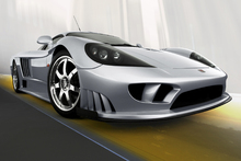 Canvas print - Saleen S7