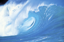 Wall mural - Great Wave
