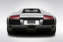 Canvas print - Lamborghini from Behind