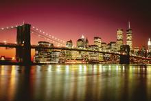 Valokuvatapetti - Brooklyn Bridge