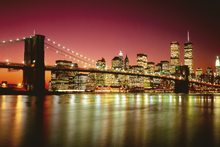 Canvas print - Brooklyn Bridge