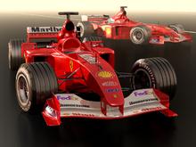 Canvas-taulu - Ferrari Formula 1