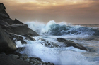 Fototapet - High Wave