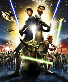 Canvastavla - Clone Trooper - Poster 2