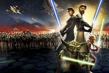 Canvastavla - Clone Trooper - Poster 3