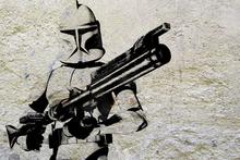 Canvastavla - Clone Trooper - Wall
