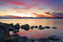 Canvas print - Lake Tahoe, USA