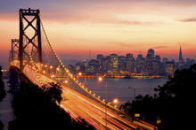 Impression sur toile - San Francisco, California, USA