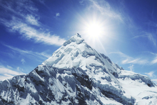 Fototapet - Cordilleras Mountain