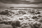 Canvas print - Above Clouds