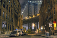 Фотообои - Washington Street, Manhattan, New York