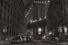 Canvas print - Washington Street, Manhattan, New York