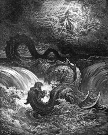 Wall mural - Esaias Syn - Gustave Dore