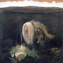Wall mural - Bauer, John - Skogstroll
