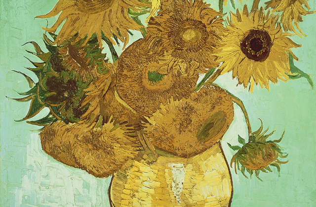 Sunflowers, Vincent Van Gogh - Wall Mural & Photo ...