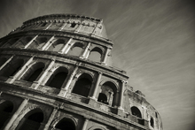 Canvas print - Roman Colosseum
