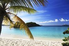 Fototapet - Caribbean Island