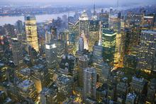Valokuvatapetti - New York
