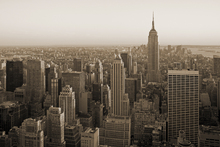 Fototapet - New York City, New York