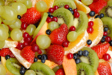 Fototapet - Fresh Fruit