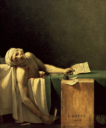 Fototapete - Jacques-Louis David