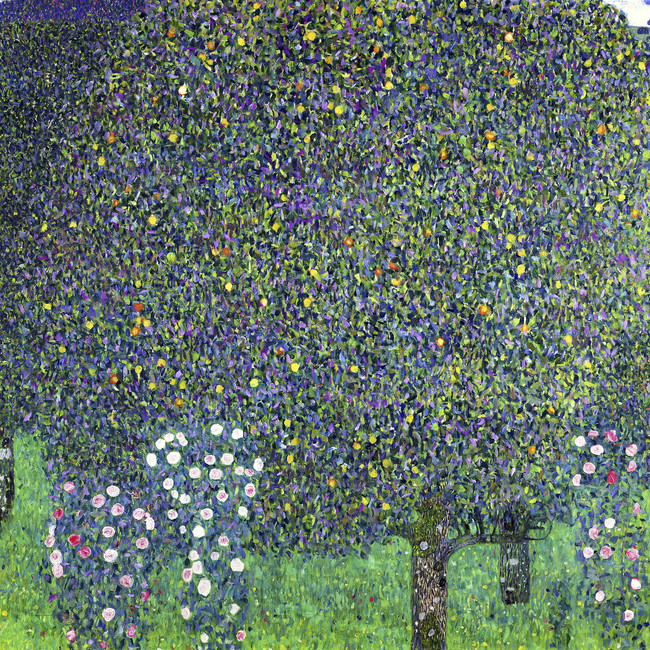 Bridge at Maincy, Gustav Klimt