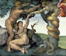 Wall mural - Buonarroti, Michelangelo - Sistine Chapel Ceiling