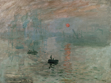 Wall mural - Monet, Claud - Impression