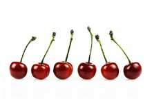 Fototapet - Fresh Cherries