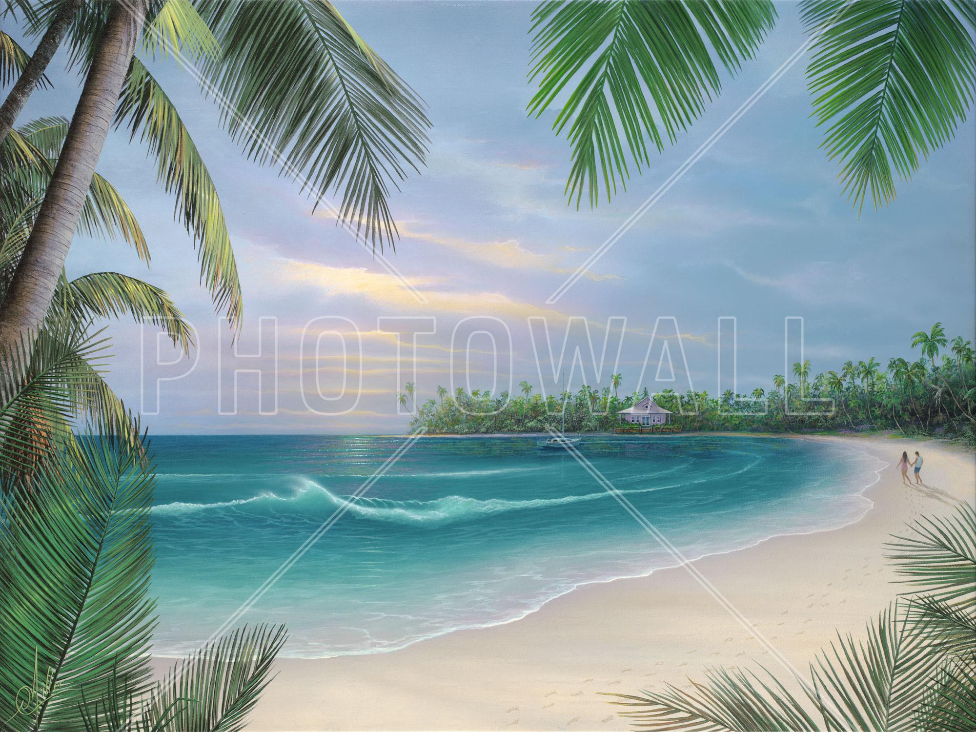 Wall Mural   Beach House Rendezvous Part 90