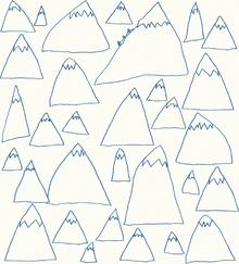 Tapet - Mountains